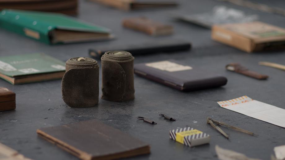 おじいちゃんの記録と記憶 と 古道具市